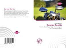 Portada del libro de German Garrido