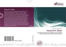 Bookcover of Howard H. Aiken