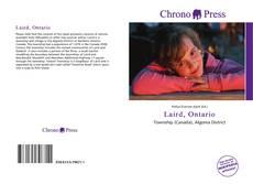 Portada del libro de Laird, Ontario