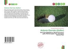 Portada del libro de Antonio Garrido (Golfer)