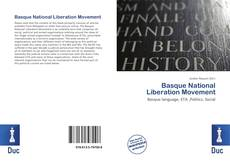 Bookcover of Basque National Liberation Movement