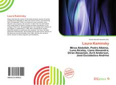 Bookcover of Laura Kaminsky