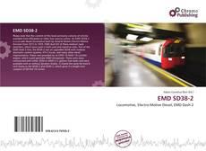 Capa do livro de EMD SD38-2