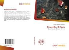 Copertina di Kingsville, Ontario