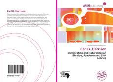 Buchcover von Earl G. Harrison