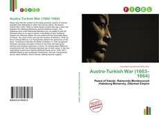 Austro-Turkish War (1663–1664)的封面