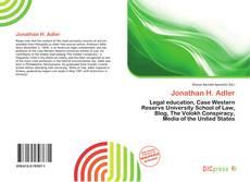 Buchcover von Jonathan H. Adler