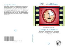 Buchcover von George S. Kaufman