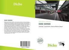 Bookcover of EMD SW900