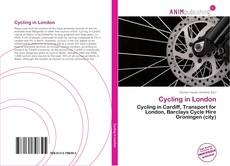 Bookcover of Cycling in London