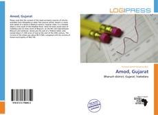 Bookcover of Amod, Gujarat