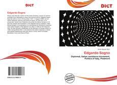 Bookcover of Edgardo Sogno
