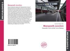 Bookcover of Maespoeth Junction
