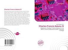 Charles Francis Adams IV的封面