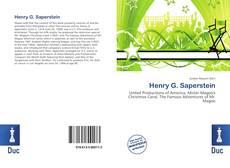 Henry G. Saperstein的封面