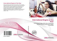 Bookcover of International Engine of the Year