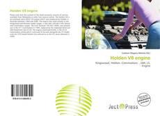 Portada del libro de Holden V8 engine