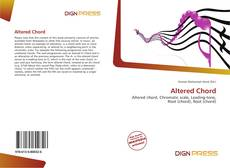 Обложка Altered Chord