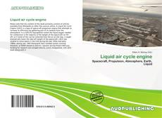 Bookcover of Liquid air cycle engine