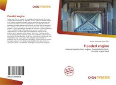 Bookcover of Flooded engine