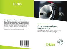 Couverture de Compression release engine brake
