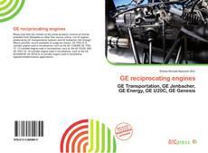 Borítókép a  GE reciprocating engines - hoz