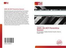 Bookcover of 2005–06 ACF Fiorentina Season