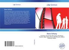 Capa do livro de Dore Schary