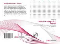 Обложка 2000–01 Atalanta B.C. Season