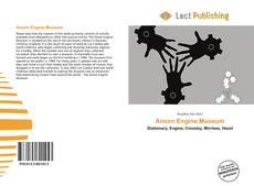 Anson Engine Museum kitap kapağı