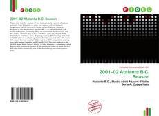 2001–02 Atalanta B.C. Season的封面