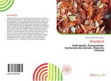 Bookcover of Crustacé
