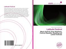 Bookcover of Latitude Festival