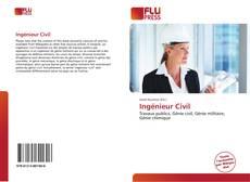 Обложка Ingénieur Civil
