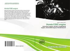 Honda F20C engine的封面