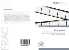 Bookcover of Denis Sanders