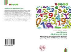 Bookcover of Joe Harris (Mathematician)