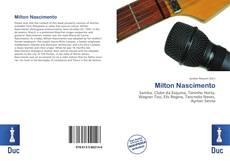 Capa do livro de Milton Nascimento