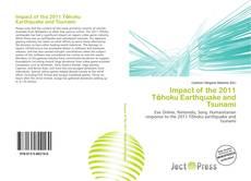 Couverture de Impact of the 2011 Tōhoku Earthquake and Tsunami