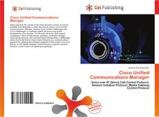 Portada del libro de Cisco Unified Communications Manager