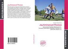 Bookcover of Jay Emmanuel-Thomas