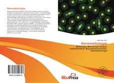 Couverture de Nanométrologie