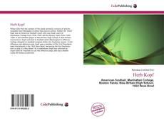 Bookcover of Herb Kopf