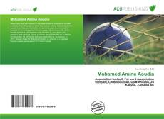 Mohamed Amine Aoudia的封面