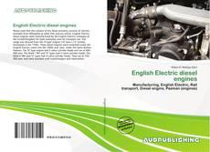 Copertina di English Electric diesel engines