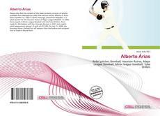 Capa do livro de Alberto Árias