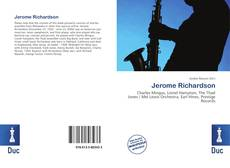 Bookcover of Jerome Richardson
