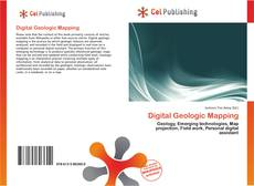 Bookcover of Digital Geologic Mapping