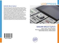 Bookcover of KASUMI (Block Cipher)