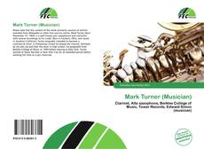 Portada del libro de Mark Turner (Musician)